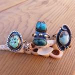 turquoise-trio