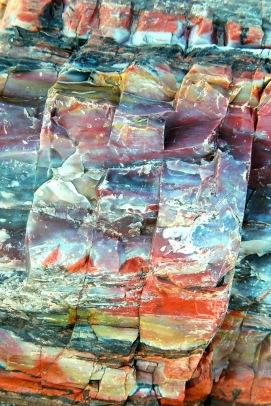 Geologists Rainbow Photo Courtesy of Frank Townsley