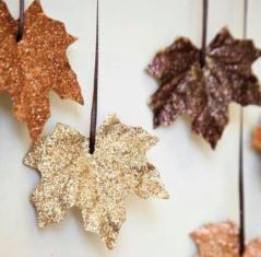 Glistening Maples