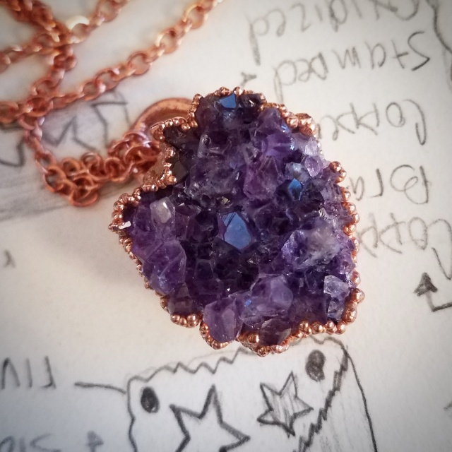 amethyst-cluster-pendant