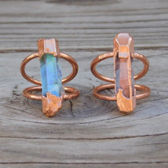 aura-quartz-rings