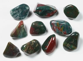 bloodstone-tumbled-stones