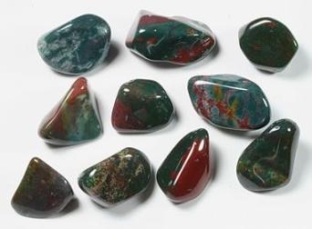 bloodstone-tumbled-stones