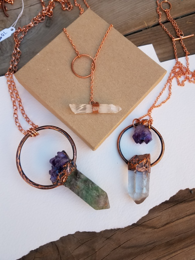 Crystal Point Jewelry